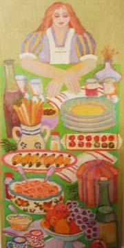 Frances Galli Painting 1