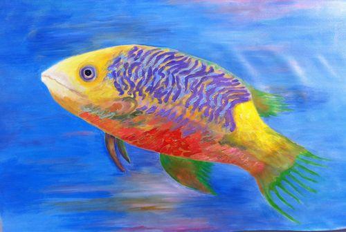 Fish Three Photo