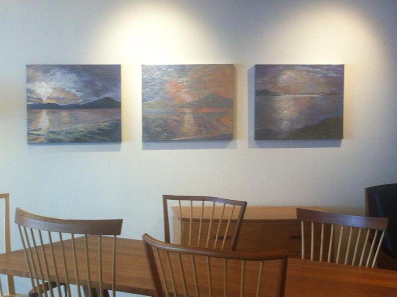 Three Tiburon Views