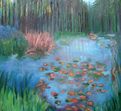 Lilies_in_the_forest_4_inch